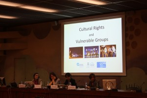 Cultural Rights and Vulnerable Groups
